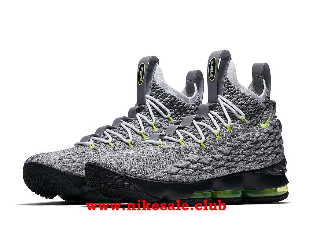 online retailer 5069e f2064 Chaussures Pas Cher LeBron BasketBall Nike Homme 15 Max Prix Air 95 rqgrFf8w