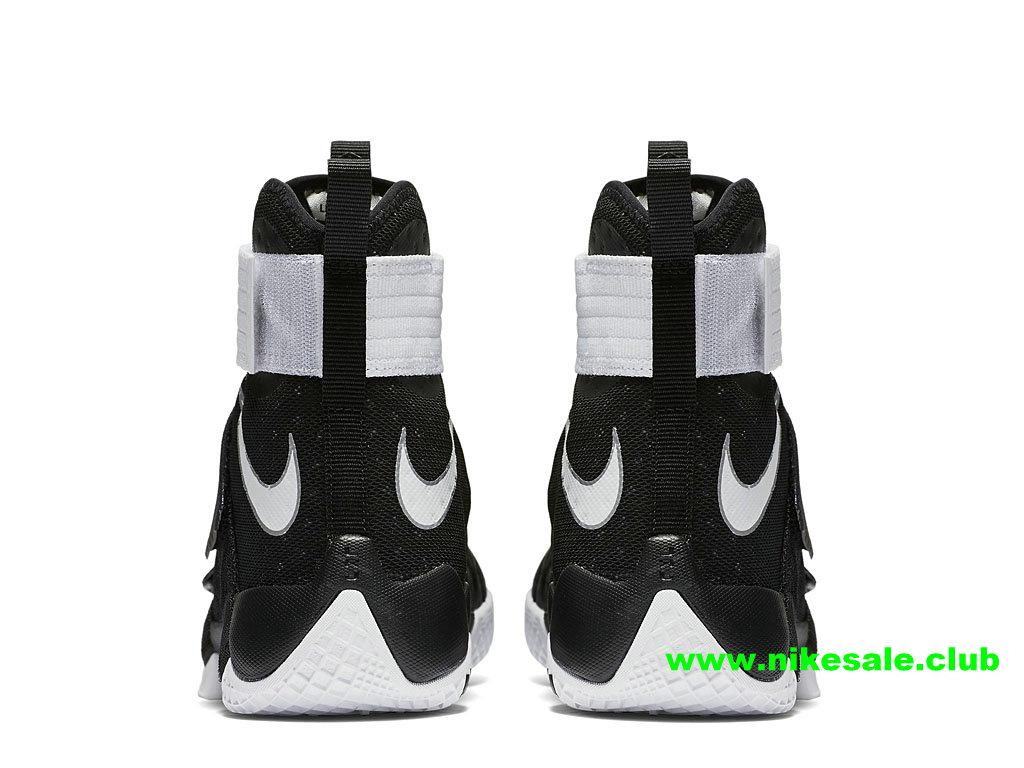 Chaussures De BasketBall Homme Nike Zoom LeBron Soldier 10 Prix Pas Cher NoirBlanc 844380_001 1610300812 Les Nike Magasins Discount D´usine,Nike