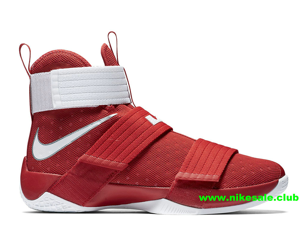 Chaussures BasketBall Homme Nike LeBron Soldier 12XII Yeezy
