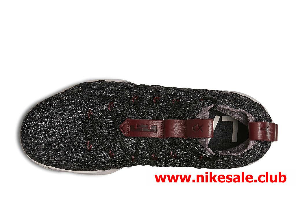 Chaussures De BasketBall Nike LeBron 15 Pride of Ohio Homme Prix Pas Cher NoirGrisBrun 897648_003 1711221288 Les Nike Magasins Discount