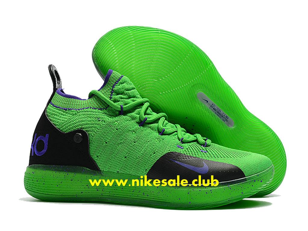 Chaussures De BasketBall Nike Zoom KD 11 EP ID Homme Pas Cher Prix VertNoirPourpre AO2604 ID905 1806271595 Les Nike Magasins Discount D´usine,Nike