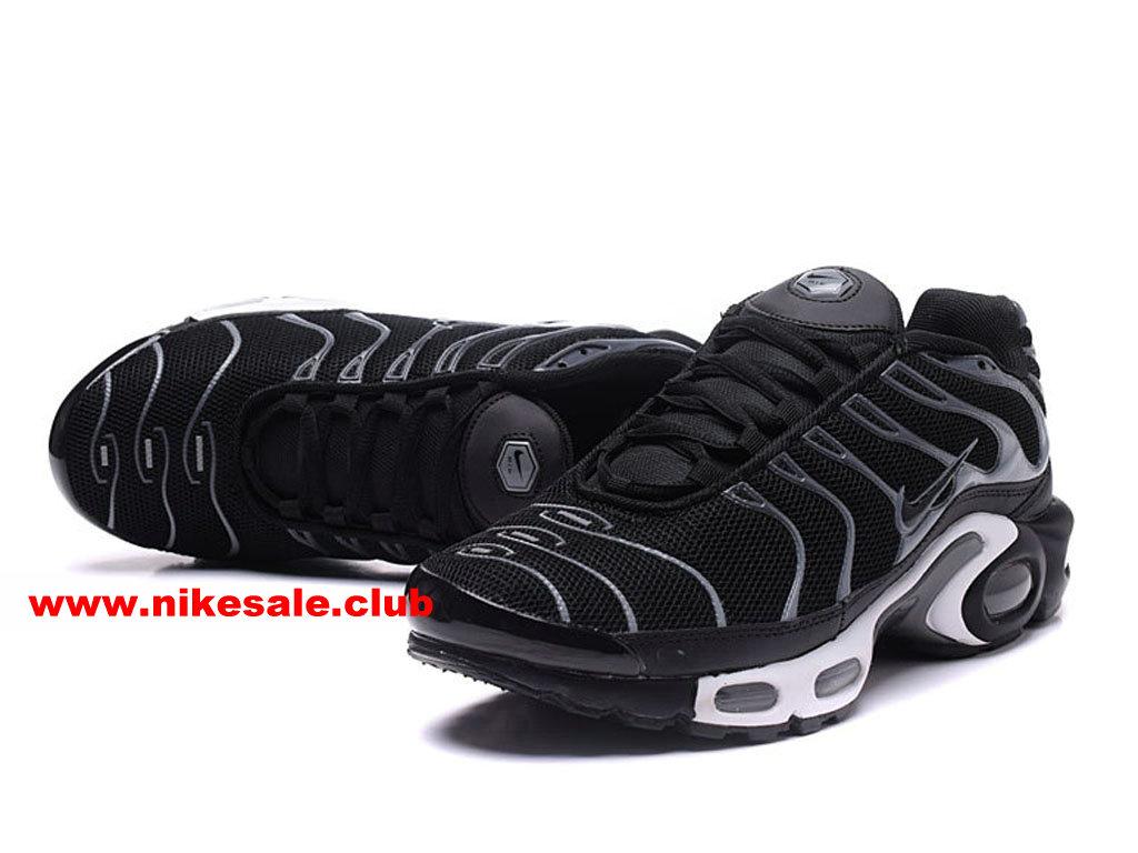 chaussure nike tn homme noir