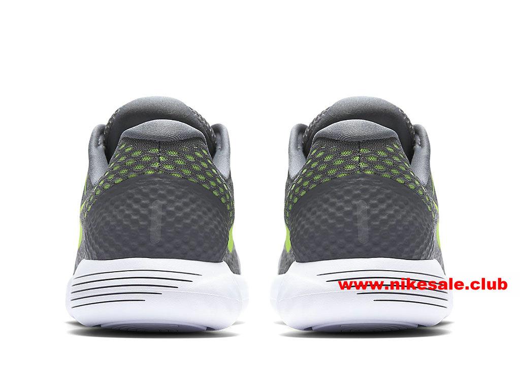 Chaussures De Running Nike LunarGlide 8 Prix Homme Pas Cher GrisVert 843725_007 Les Nike Magasins Discount D´usine,Nike BasketBall Pas Cher Site