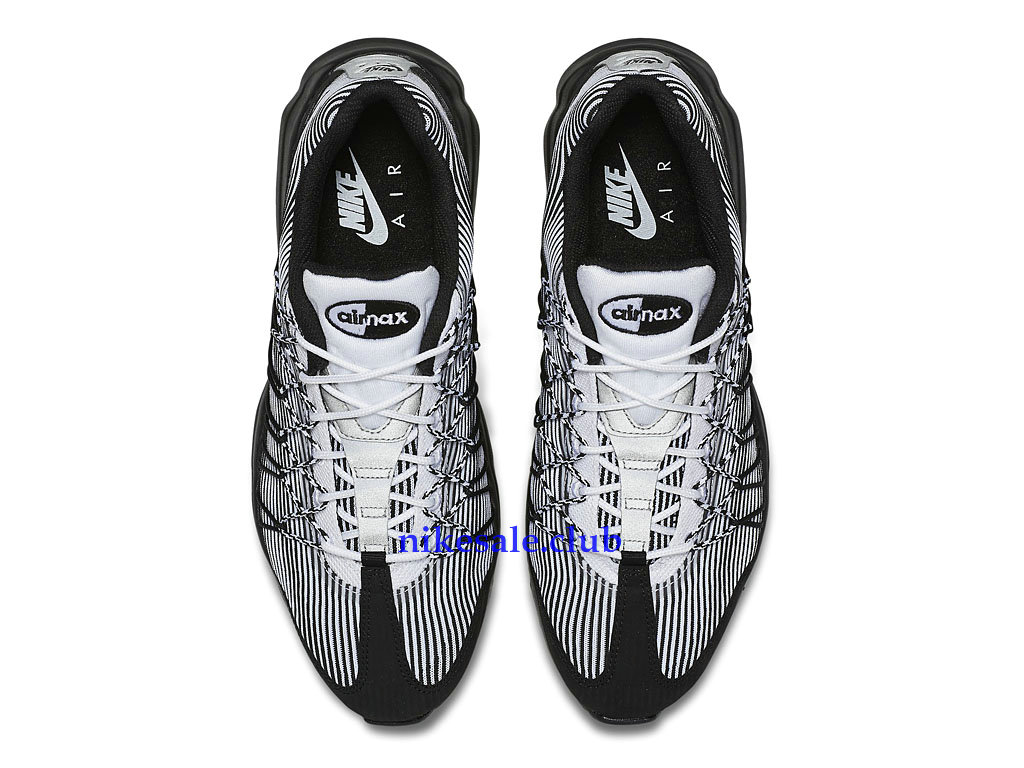 best service differently the latest Cher Jacquard Homme Pas Ultra Max Chaussures Nike Air Blanc ...