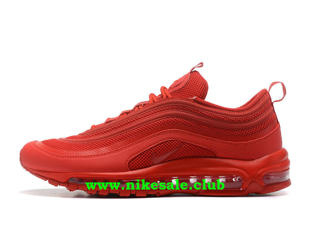 nike air max 97 femmes rouge