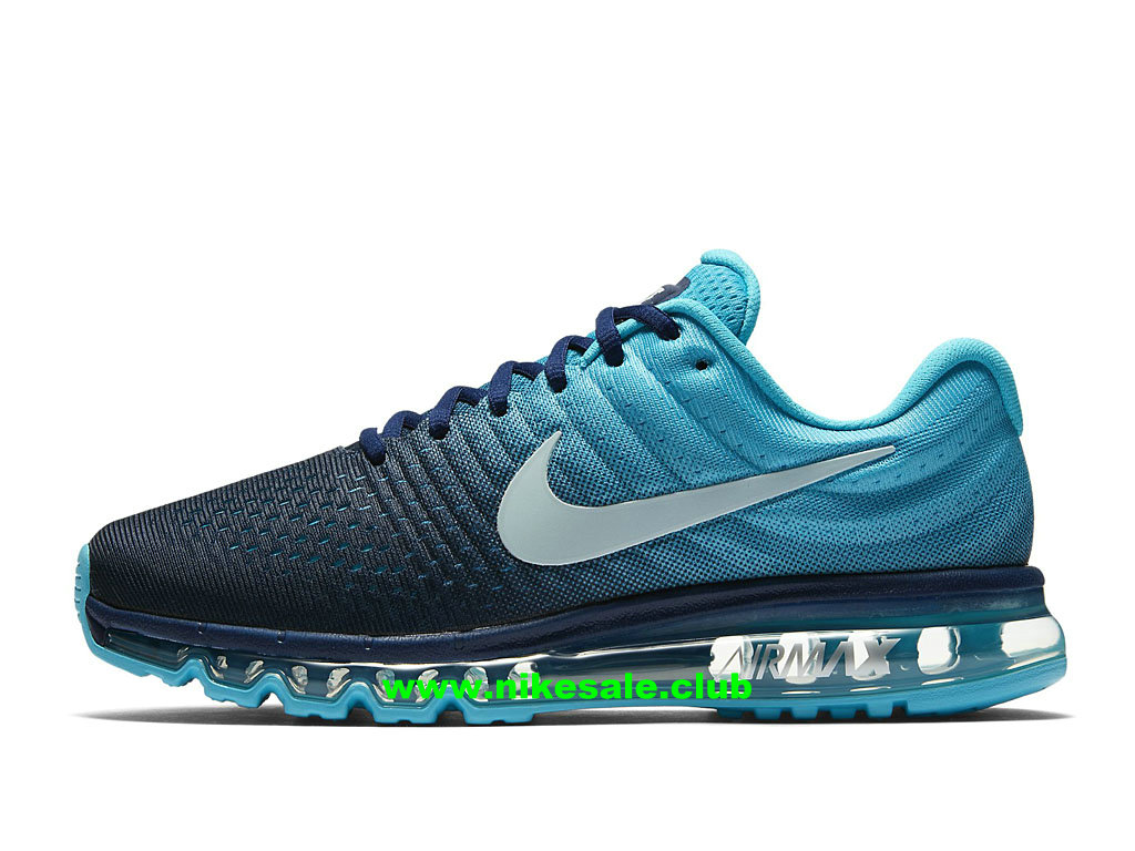 Chaussures Nike Air Max 2017 Homme Prix Pas Cher Binary Blue