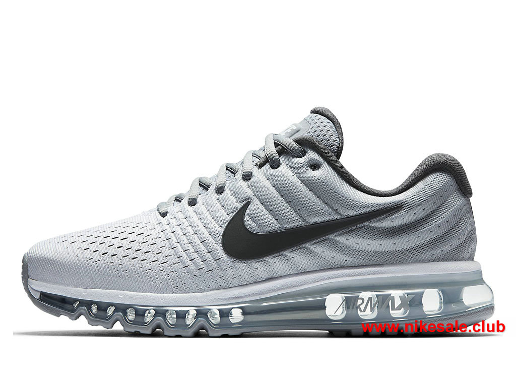 Chaussures Nike Air Max 2017 Homme Prix Pas Cher GrisNoirBlanc 849559_101 1701110910 Les Nike Magasins Discount D´usine,Nike BasketBall Pas Cher