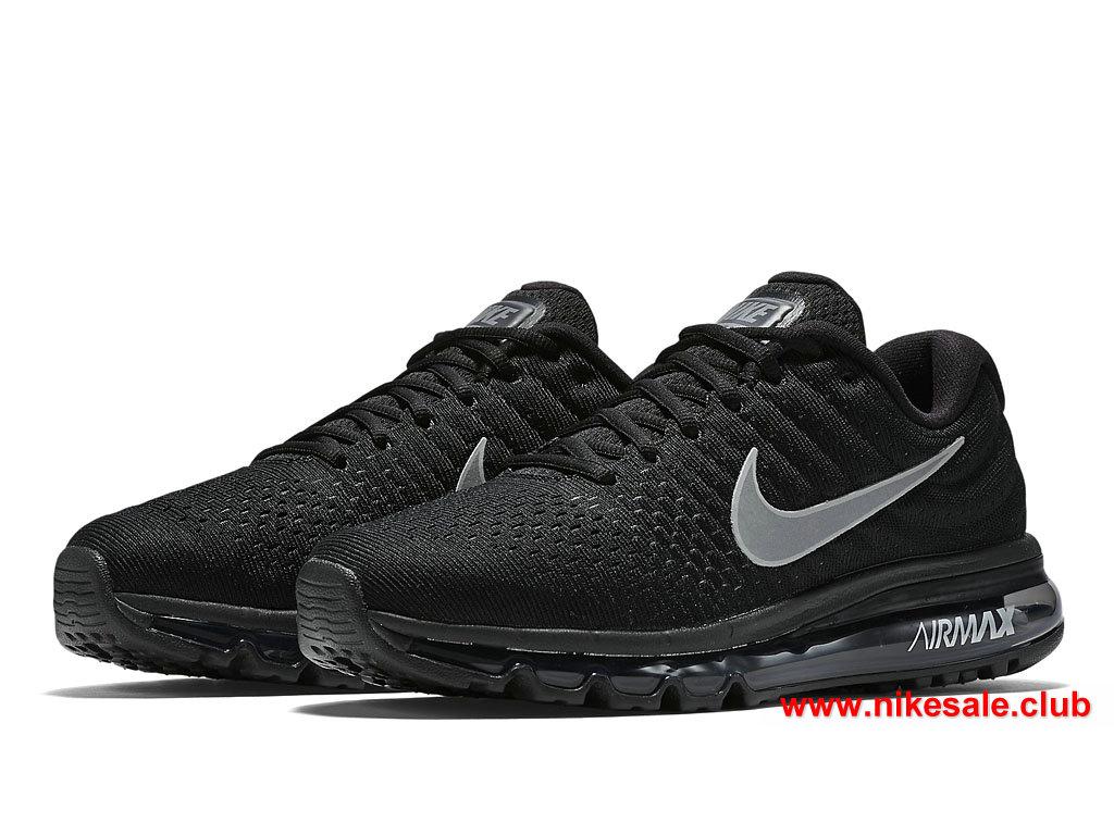 Chaussures Nike Air Max 2017 Homme Prix Pas Cher NoirBlanc