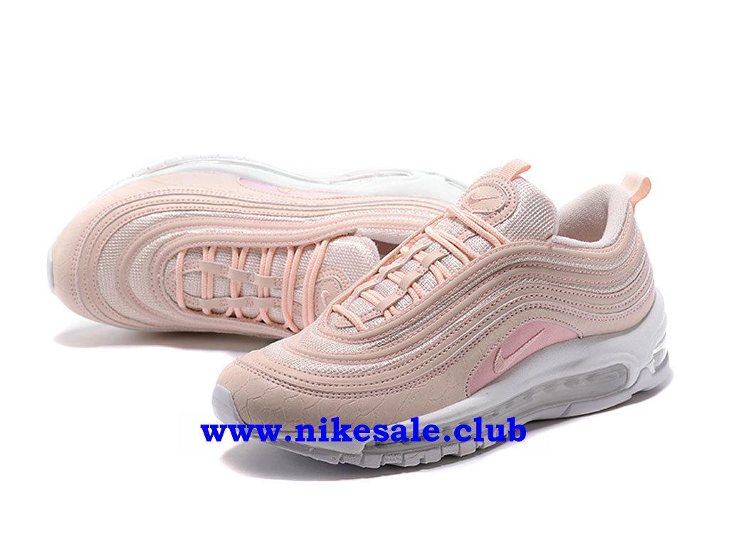 air max 97 femme rose pale