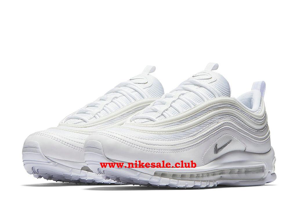 Chaussures Nike Air Max 97 OG Femme Pas Cher Prix White