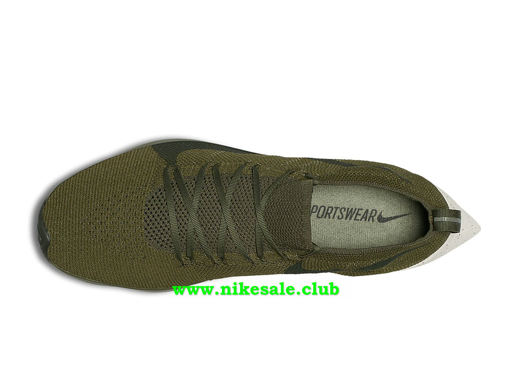 Chaussures Running Homme Nike Vapor Street Flyknit Pas Cher Prix Olive Green Black White AQ1763_201 1806141578 Les Nike Magasins Discount