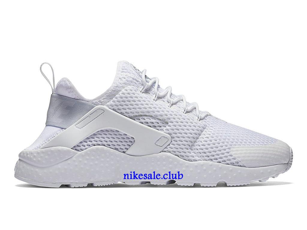 Nike Air Huarache Ultra Breathe GS Prix - Chaussures De Nike Urh Pas Cher  Pour Femme Blanc-833292_100 - Les Nike Magasins Discount D´usine,Nike ...