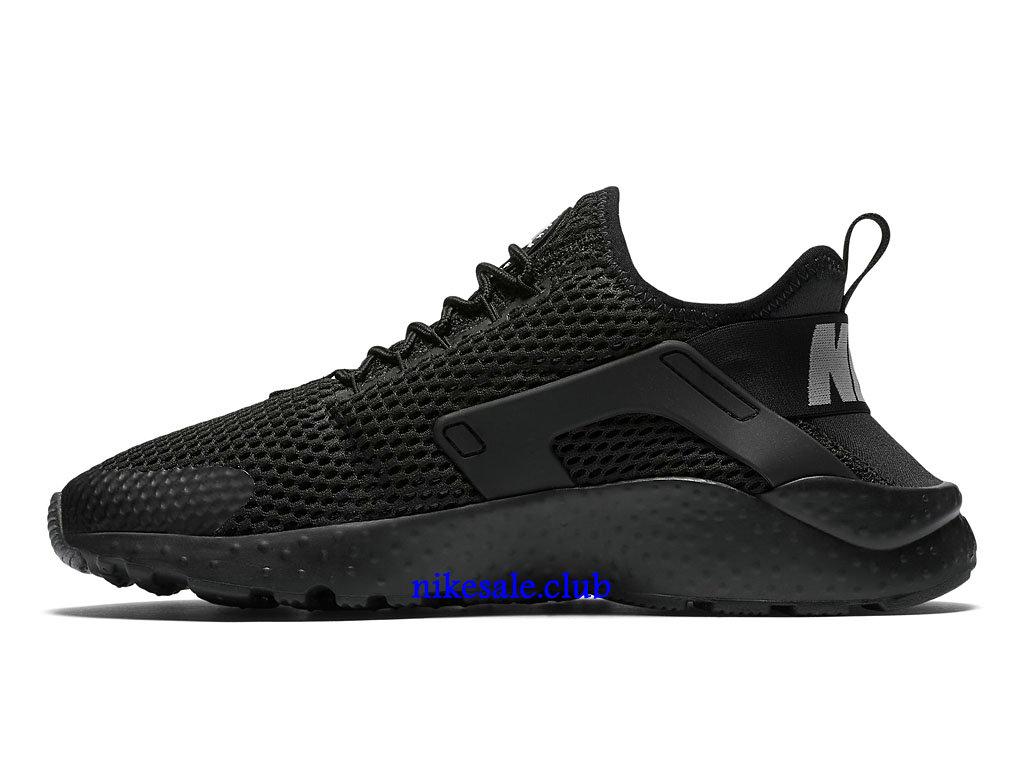 Nike Air Huarache Ultra Breathe GS Prix Chaussures De Nike Urh Pas Cher Pour Femme Noir 833292_001 Les Nike Magasins Discount D´usine,Nike