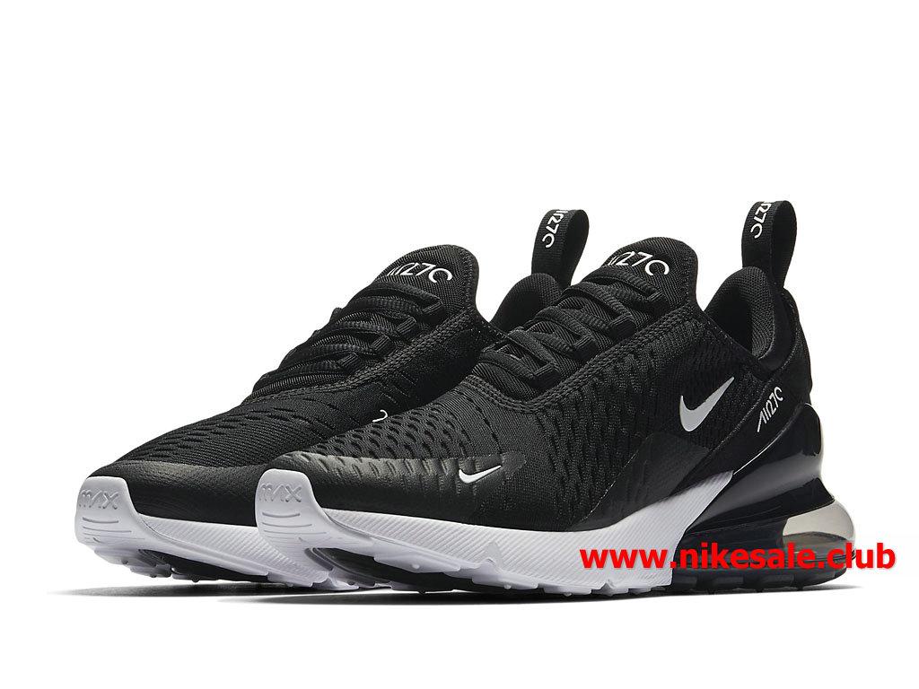 Chaussures Pas Cher Prix Blanc Noir Max 270 Nike Air Femme ...