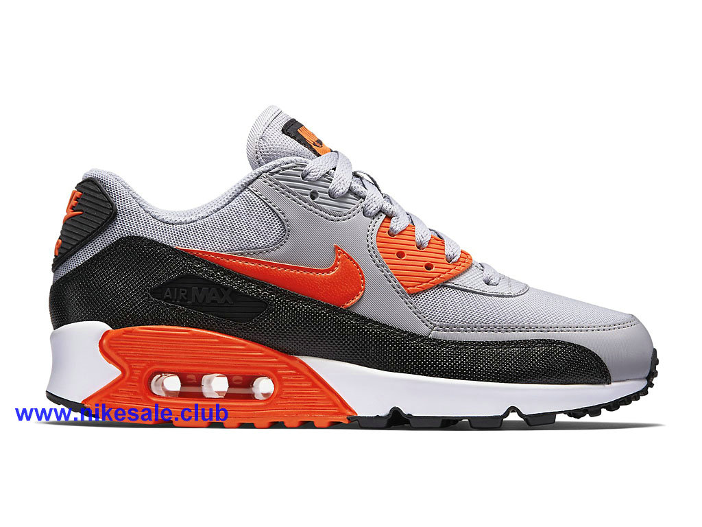 Chaussures Femme Nike Air Max 90 Pas Cher Gris Or 768887_201