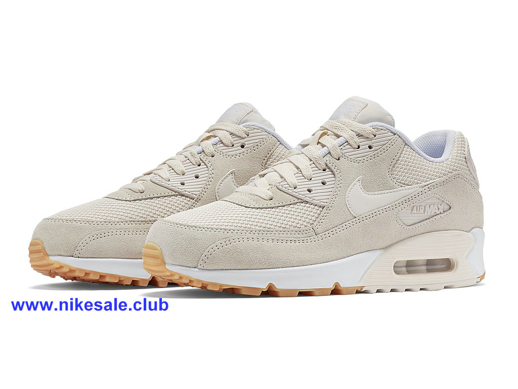 Nike Air Max 90 Essential Phantom Chaussures Pour Homme Beige Blanc 537384_055 Nike Sale Les Nike Magasins Discount D´usine,Nike BasketBall Pas Cher