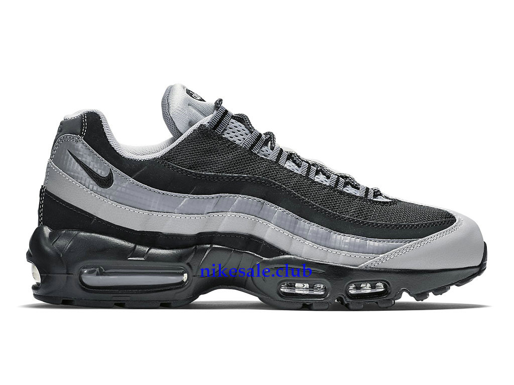 nike baskets air max 95 essential - homme - noir