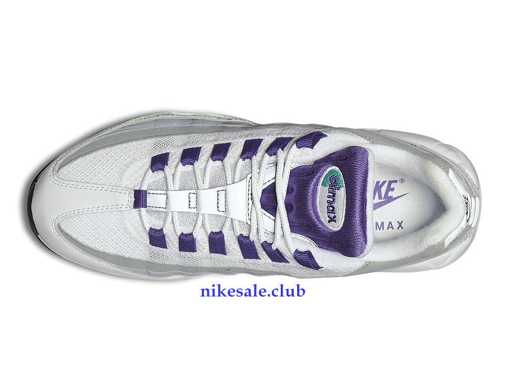 Nike Cher OG Max Femme 95 Prix Air BlancPourpre Chaussures