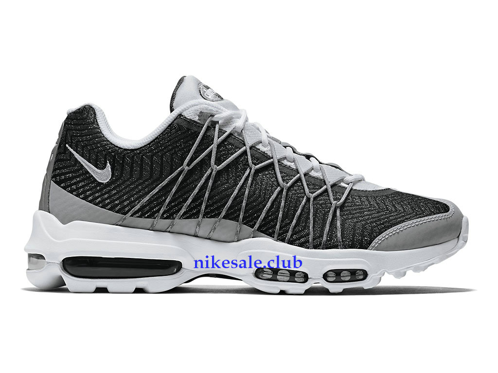 nice shoes 100% authentic newest collection Nike Air Max 95 Ultra Jacquard Prix Chaussures De BasketBall Pas ...
