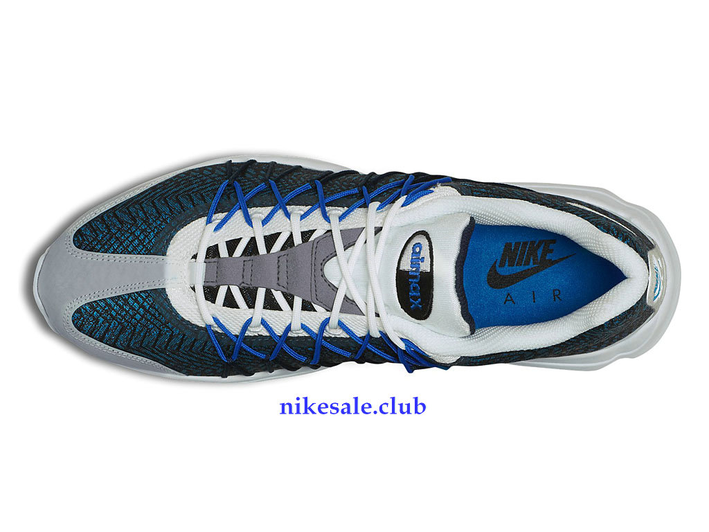 air max 95 ultra jacquard bleu